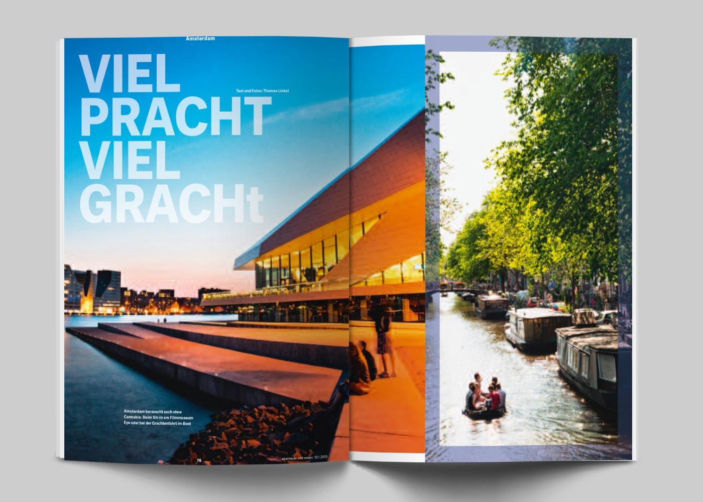 """""""abenteuer und reisen"""" - Amsterdam"""