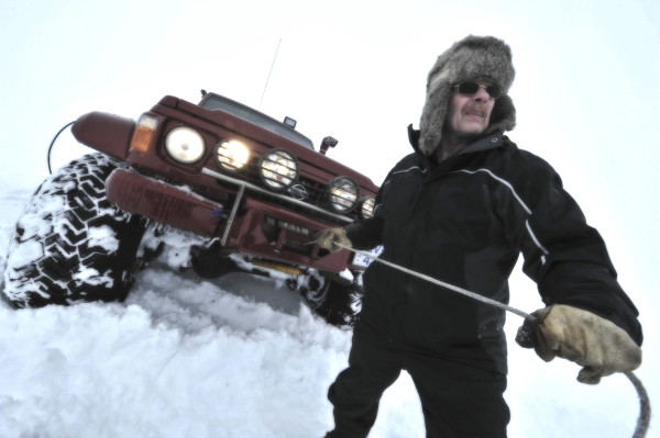 Iceland Superjeeps