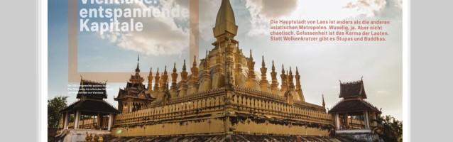 """""""abenteuer und reisen"""" - Vientiane"""