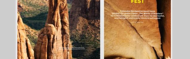"""""""abenteuer und reisen"""" - Colorado"""