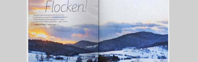 """China Airlines Inflight Magazine"" - Tyrol"