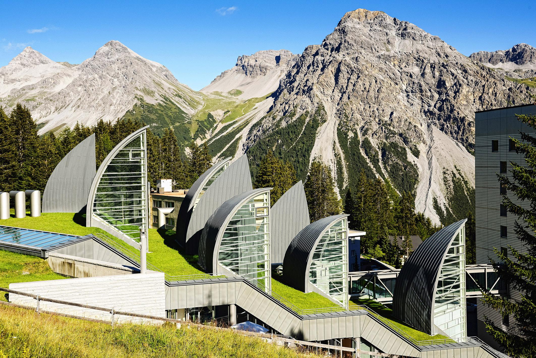 """On assignment for """"abenteuer und reisen"""" in Switzerland"""