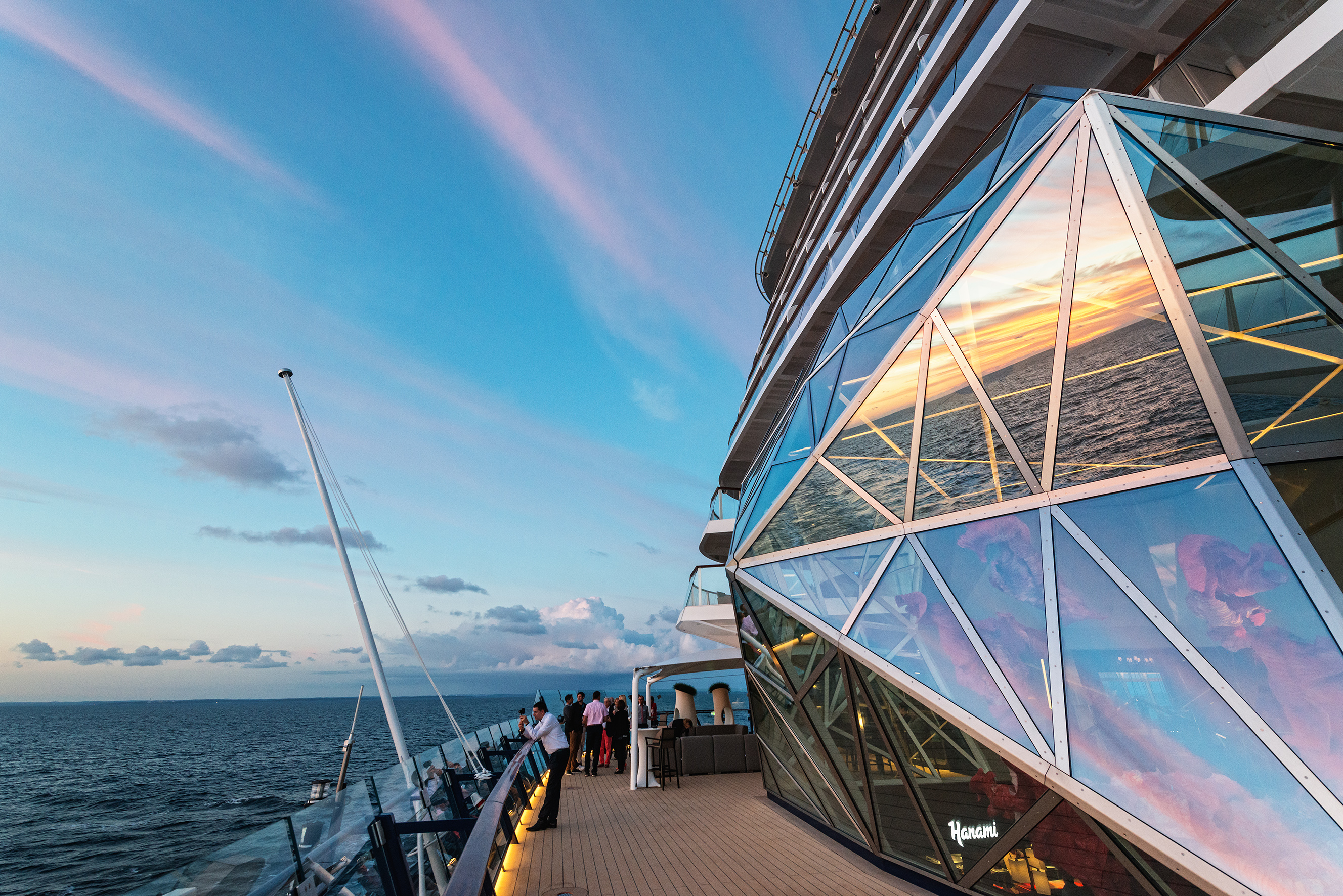 Story: Cruise Liner MeinSchiff 5