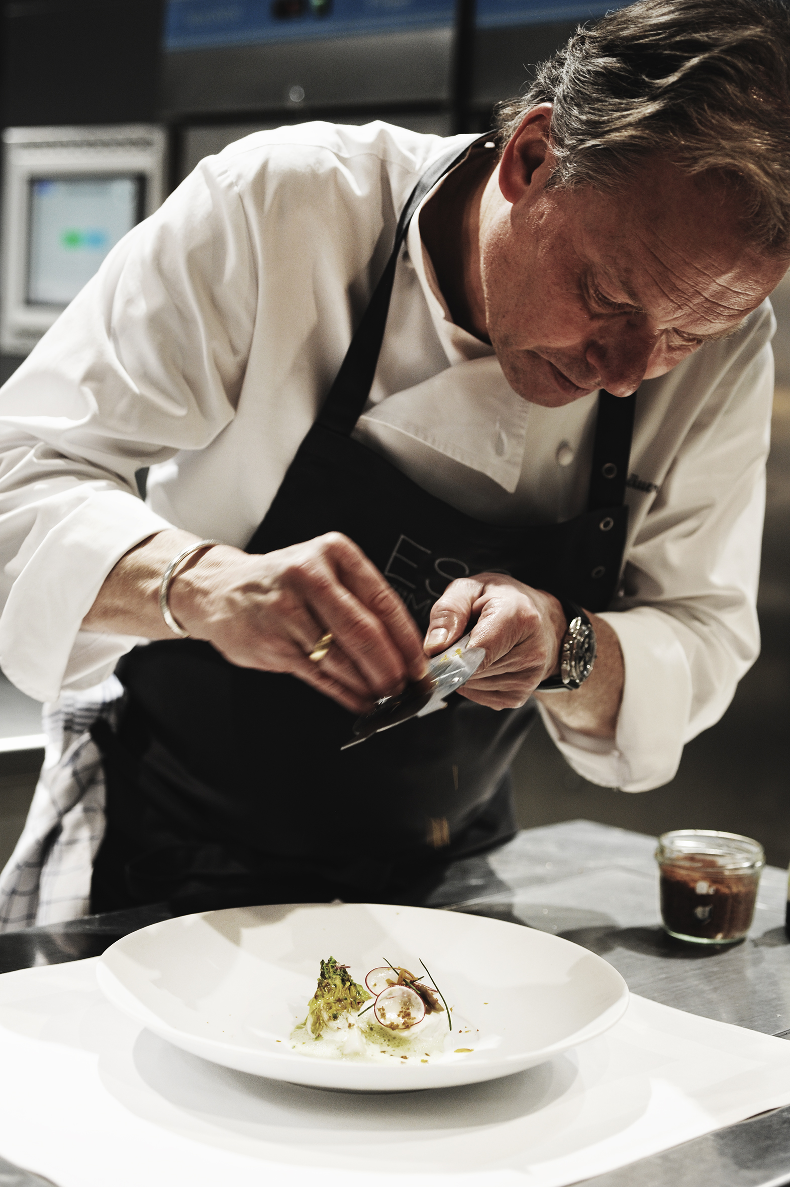 Exclusive Shooting with Guide Michelin Star Chef Bobby Bräuer