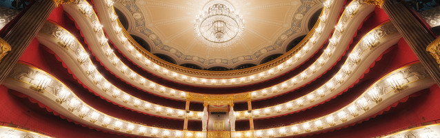 Exclusive shooting at Bavarian State Opera House