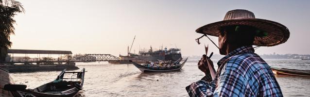 Story: Yangon - a city awoken