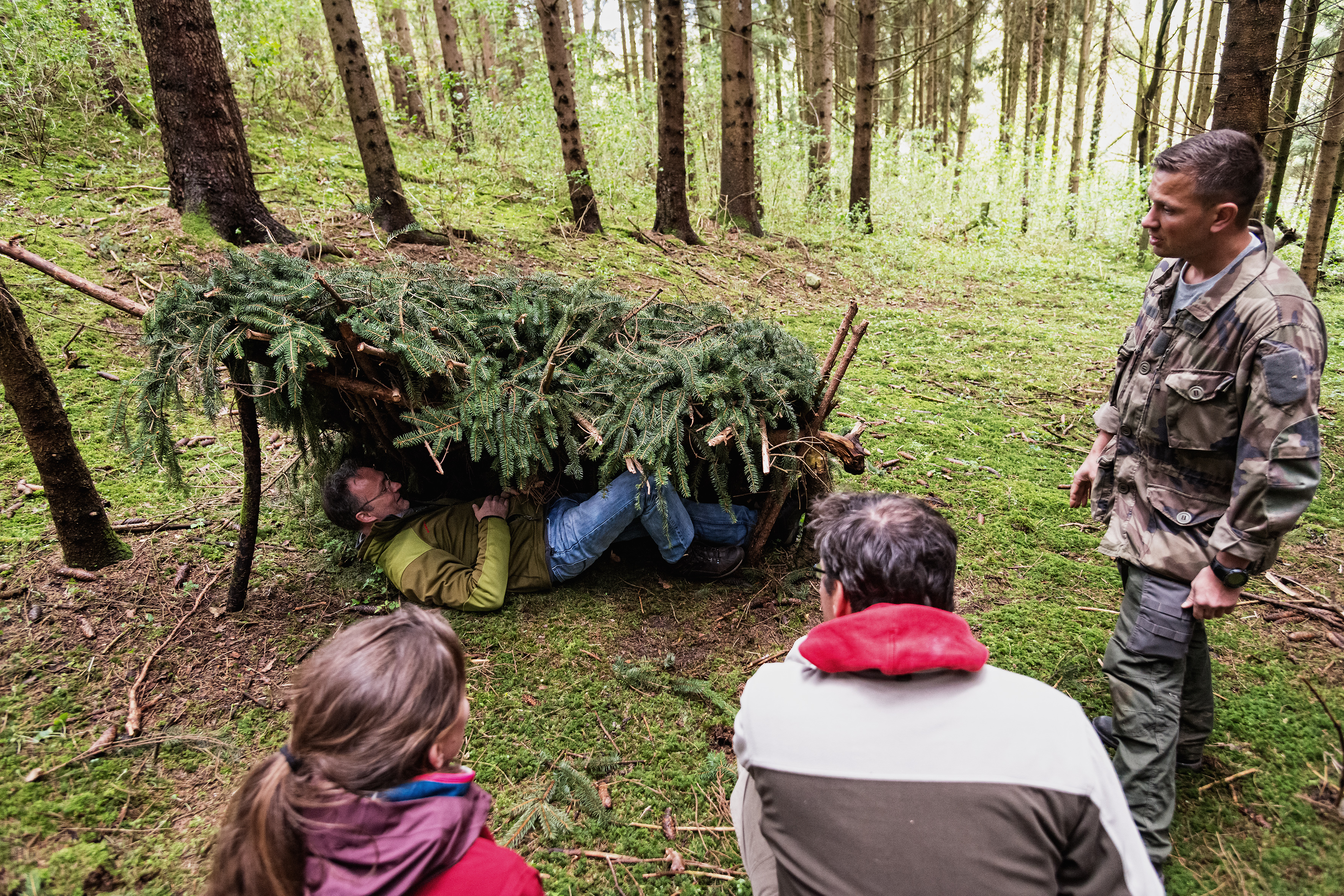 On Assignment in Germany´s Black Forest