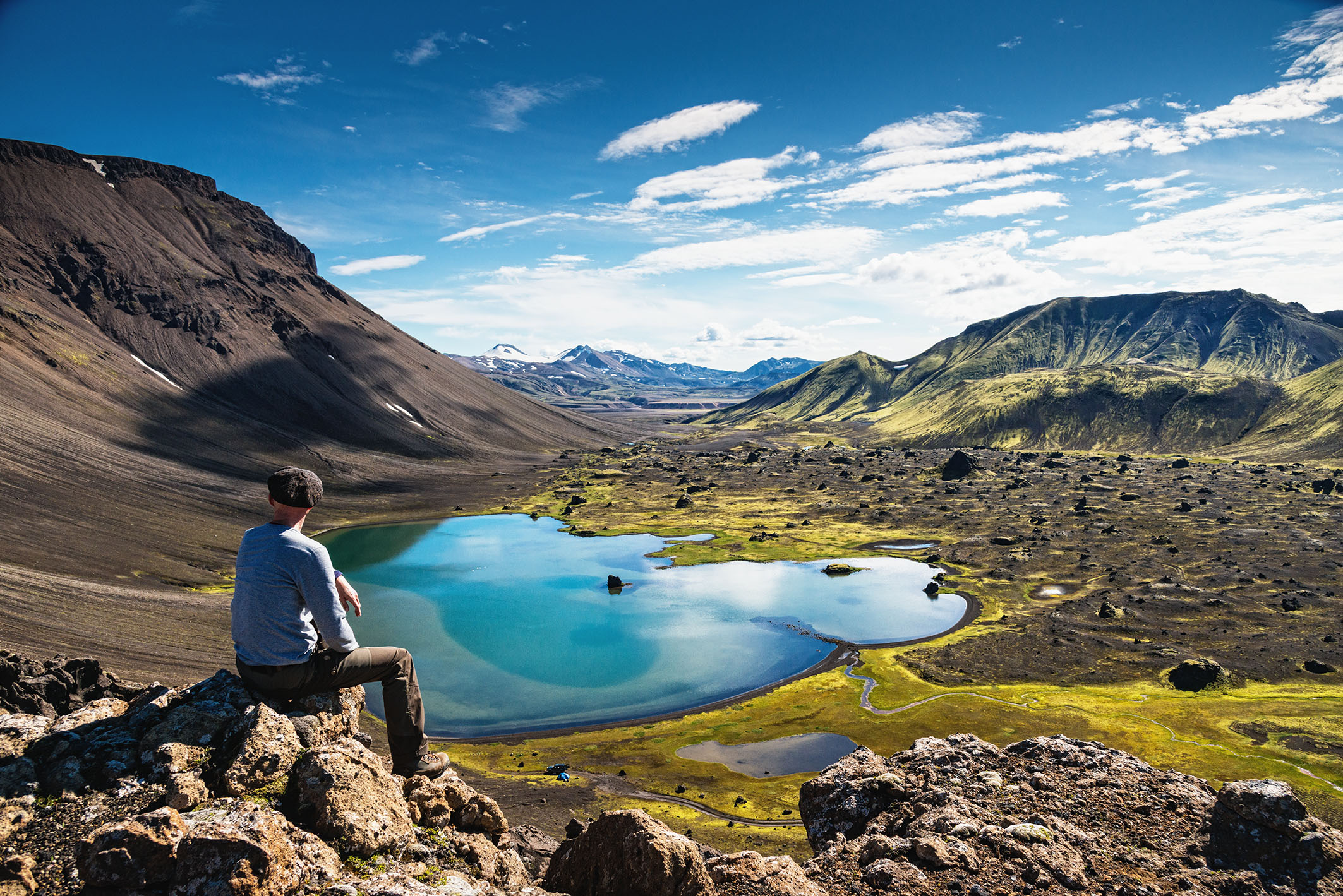 On Assignment for Katla Travel