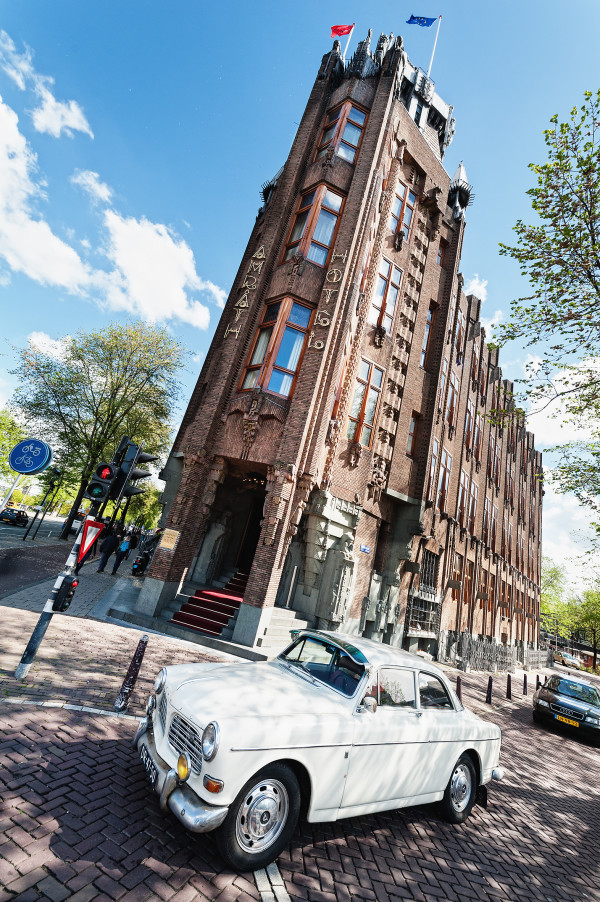 Amsterdam Hotel Threesome