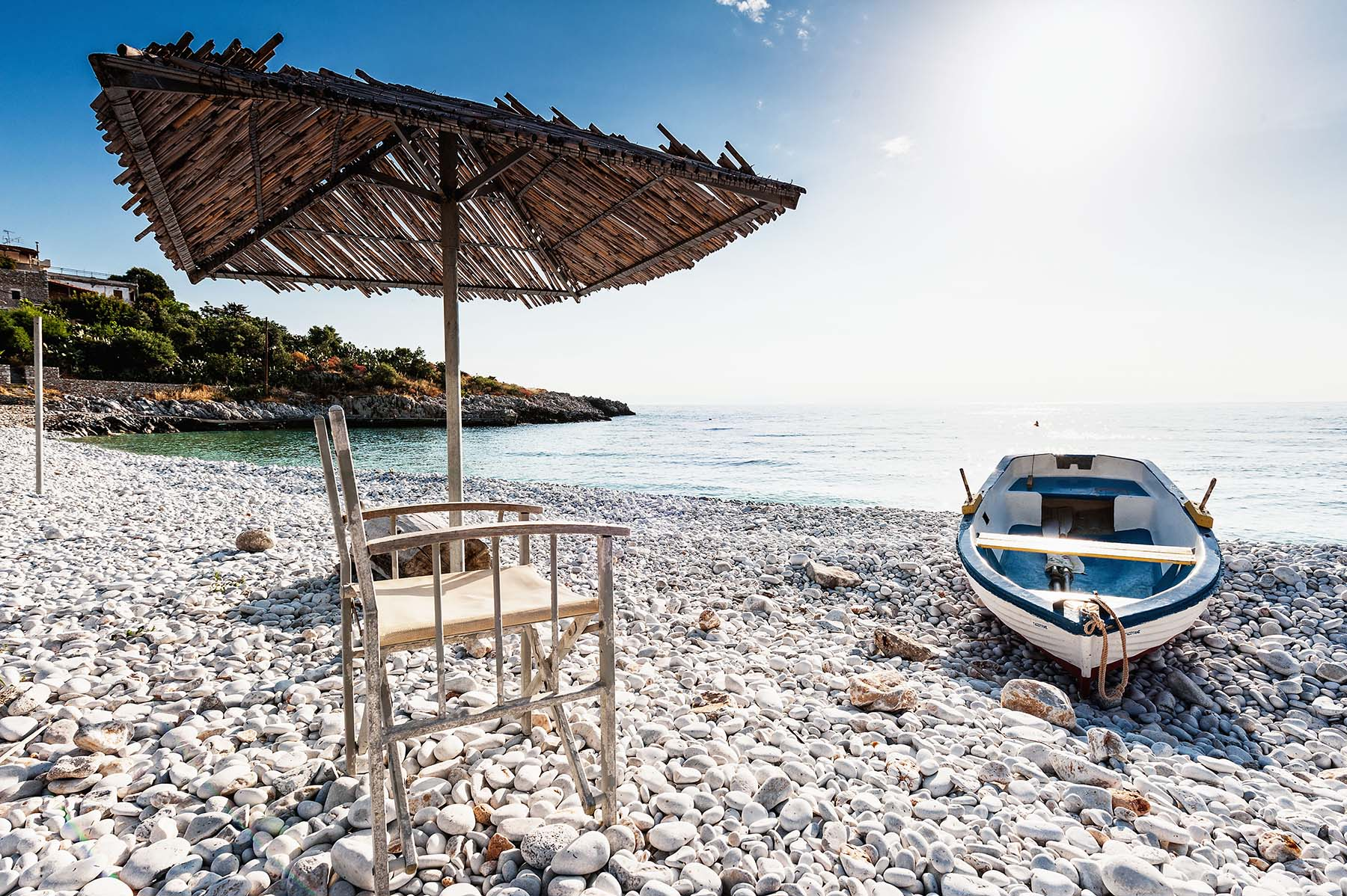 On Assignment on Peloponnese, Greece