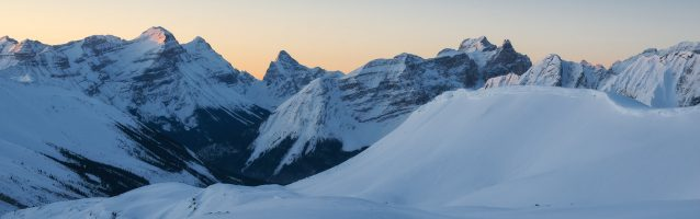 Story: Alberta, Wapta Icefield Traverse at its best