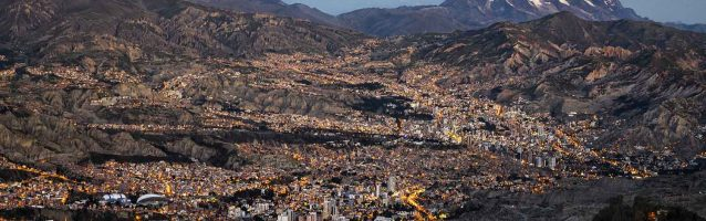 On assignment in La Paz