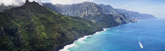Spectacular Napali Coast