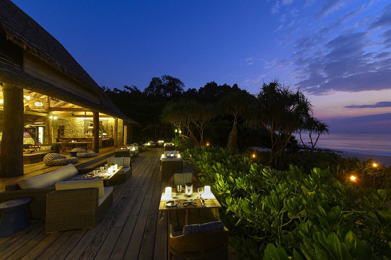 The eco Resort on Wa ale island, Mergui Archipelago