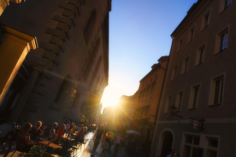 UNESCO World Heritage Site Regensburg