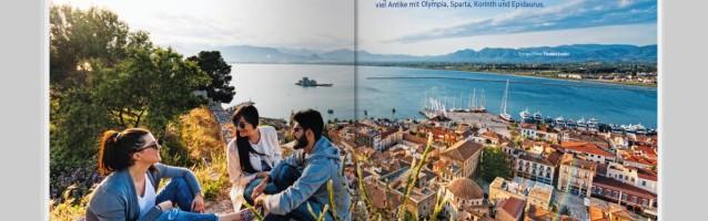 """""""abenteuer und reisen"""" - Peloponnese"""